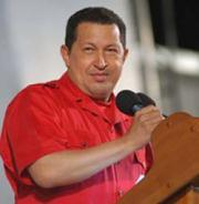 Chávez inicia ofensiva temprana en 2008