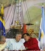 Chavez, Kirchner Change Financial Architecture